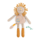 Hochet lion Moulin Roty