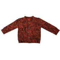 Baseball Jacket Zebra - Picante Little dutch