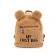 MY FIRST BAG SAC A DOS POUR ENFANTS - TEDDY BEIGE Childhome