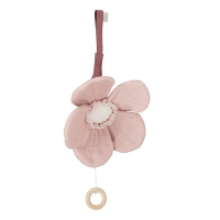 Mobile musical Windflower Dusty Rose Cam Cam