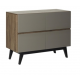 Trendy commode 4 tiroirs - royal oak Quax