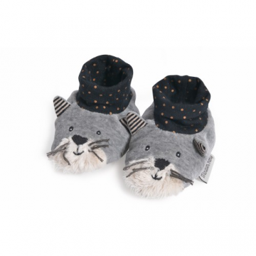 https://www.lecoindesfilous.com/894-thickbox/chaussons-chat-gris-clair-fernand-les-moustaches-moulin-roty.jpg