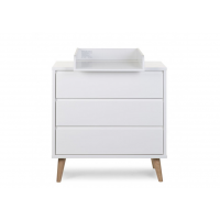 RETRO RIO WHITE COMMODE 3T+ PLAN A LANGER