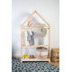 MAISON SUPPORT DE RANGEMENT DÉCORATIF NATUREL Childhome