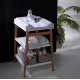 TABLE A LANGER - HIP - MOONSHADOW/NATUREL QUAX